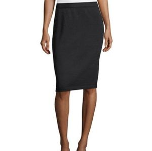 St. John Collection Santana Pencil Skirt